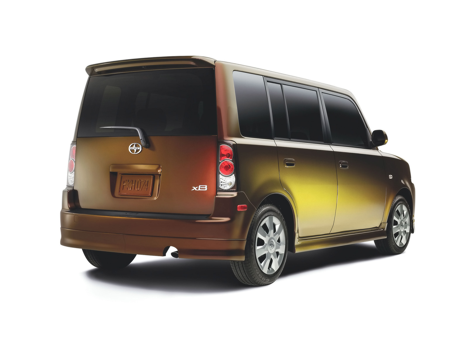 2006 Scion Xb Release Series 4 0