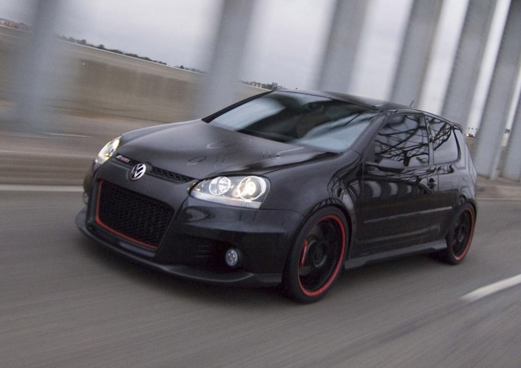 Volkswagen R GTI photo #1