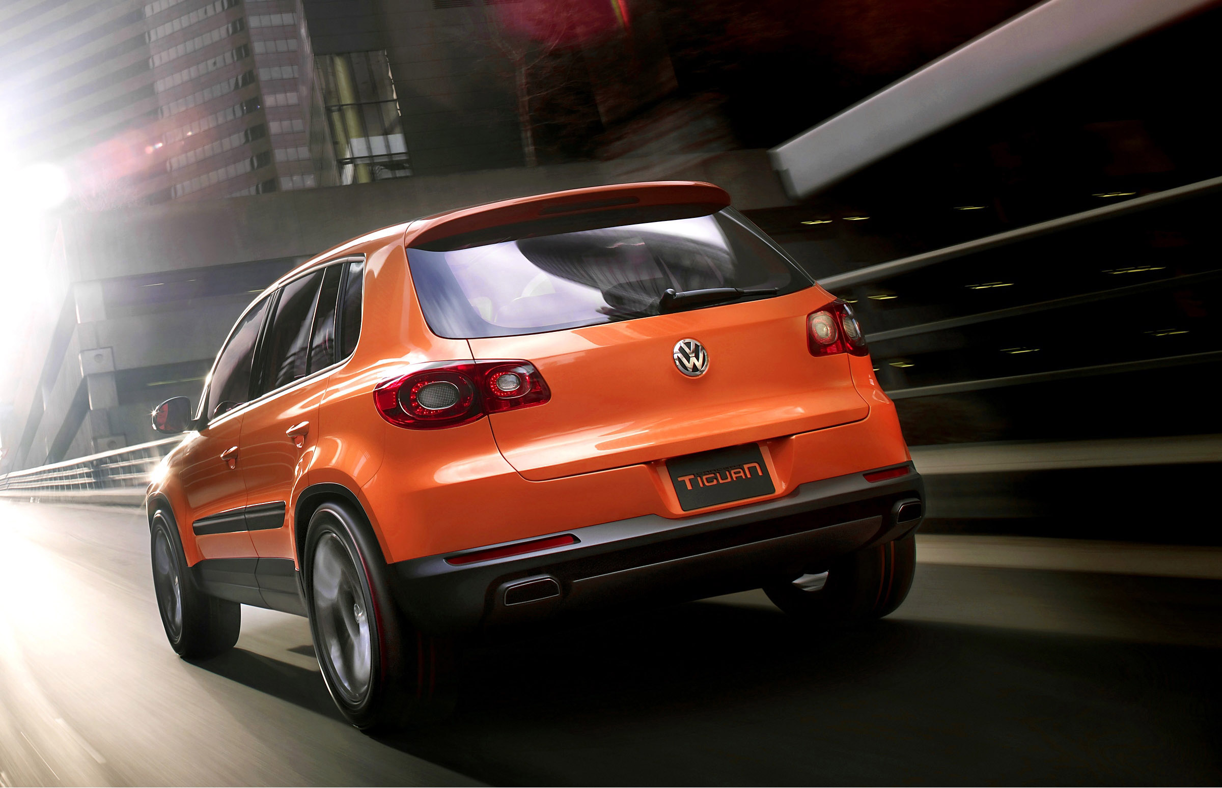 Volkswagen Tiguan Concept photo #7