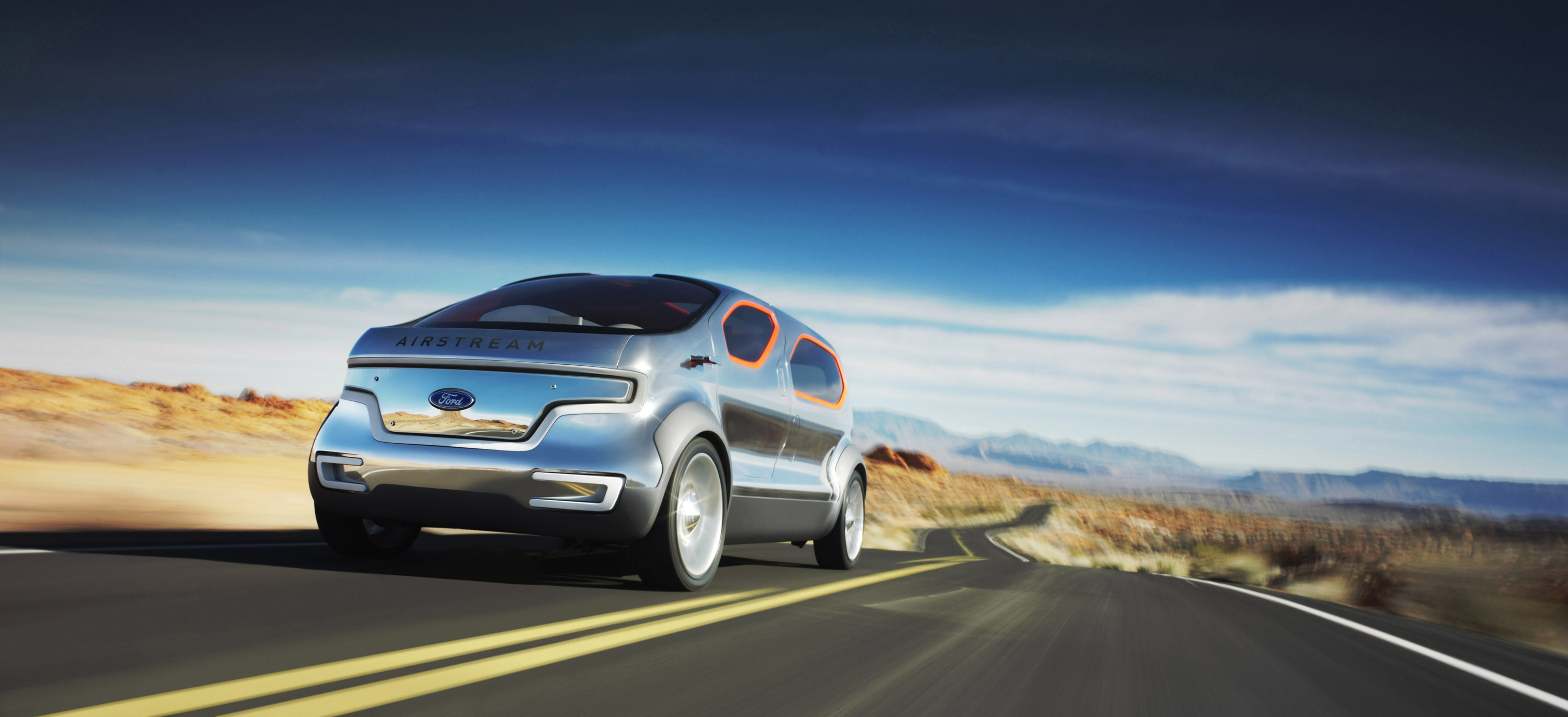 Ford Airstream Concept photo #1