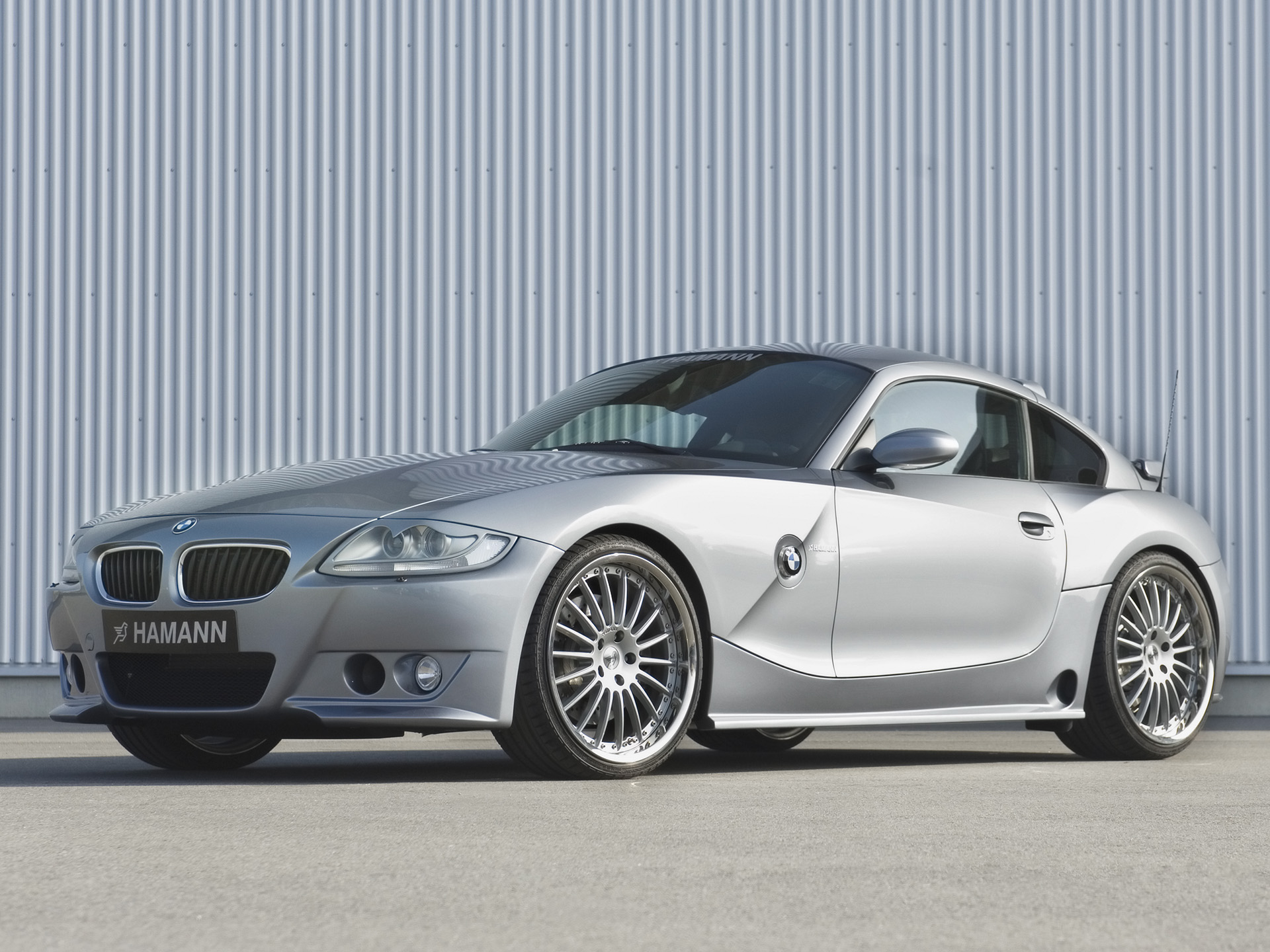 Hamann BMW Z4 M Coupe photo #1