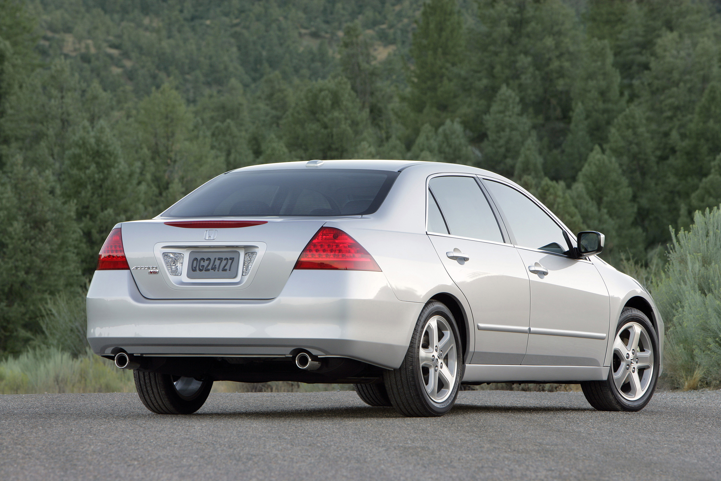2007 honda accord coupe ex-l 4 cylinder