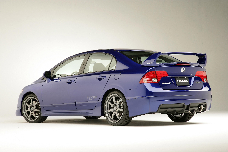 2007 Honda Civic Mugen Si Sedan Prototype Thumbnail Photo 71550
