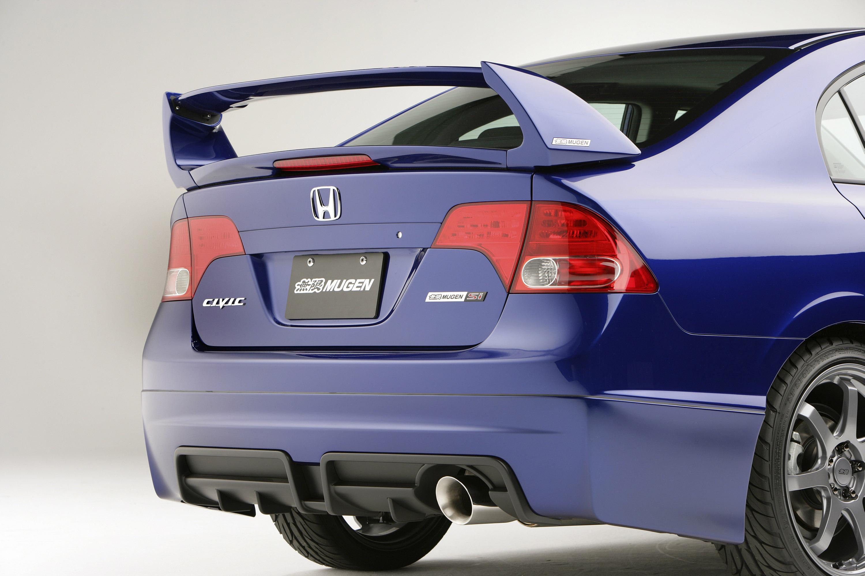 2007 Honda Civic Mugen Si Sedan Prototype Thumbnail Photo 71554