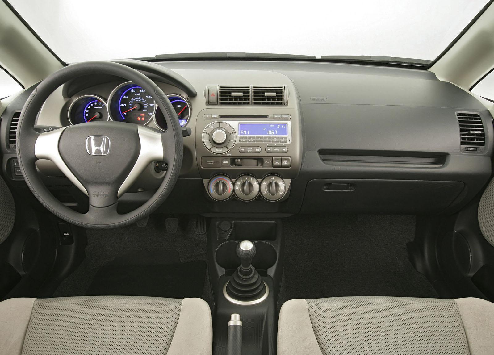 2007 Honda Fit thumbnail photo 71380
