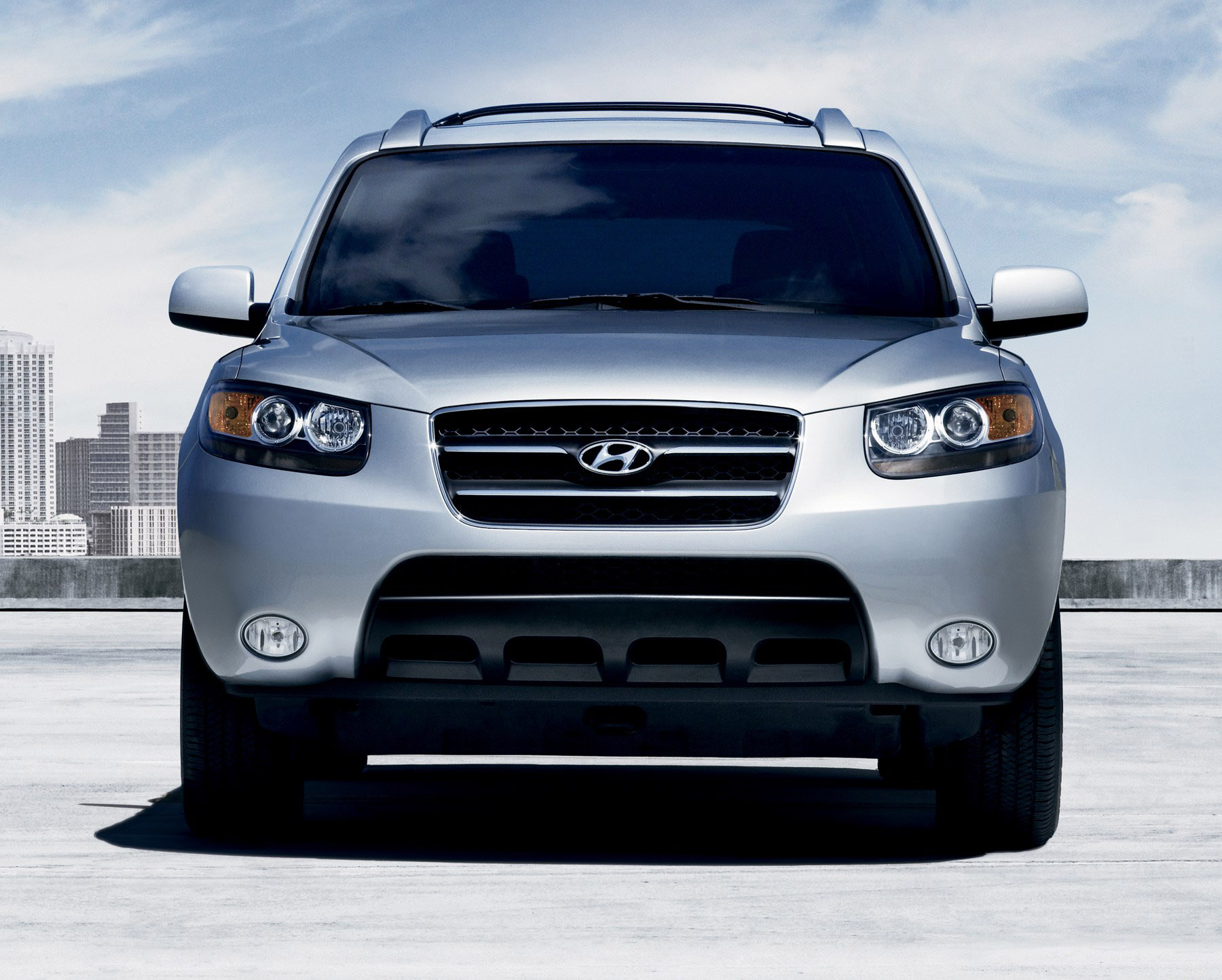 2007 hyundai santa fe hd pictures. Black Bedroom Furniture Sets. Home Design Ideas