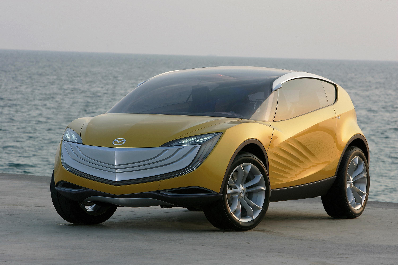 Mazda Hakaze Concept photo #1