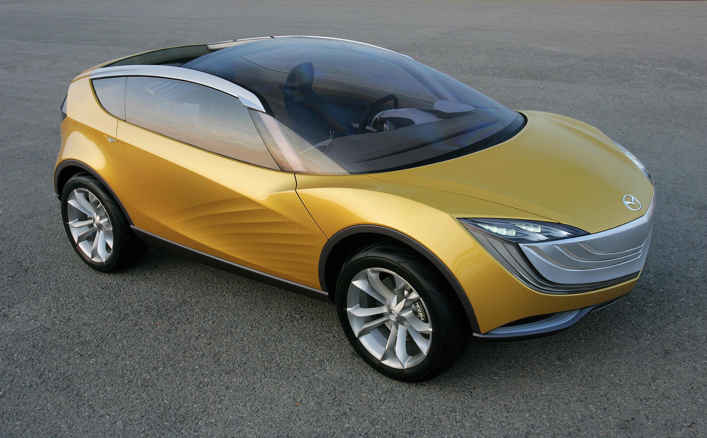Mazda Hakaze Concept photo #2