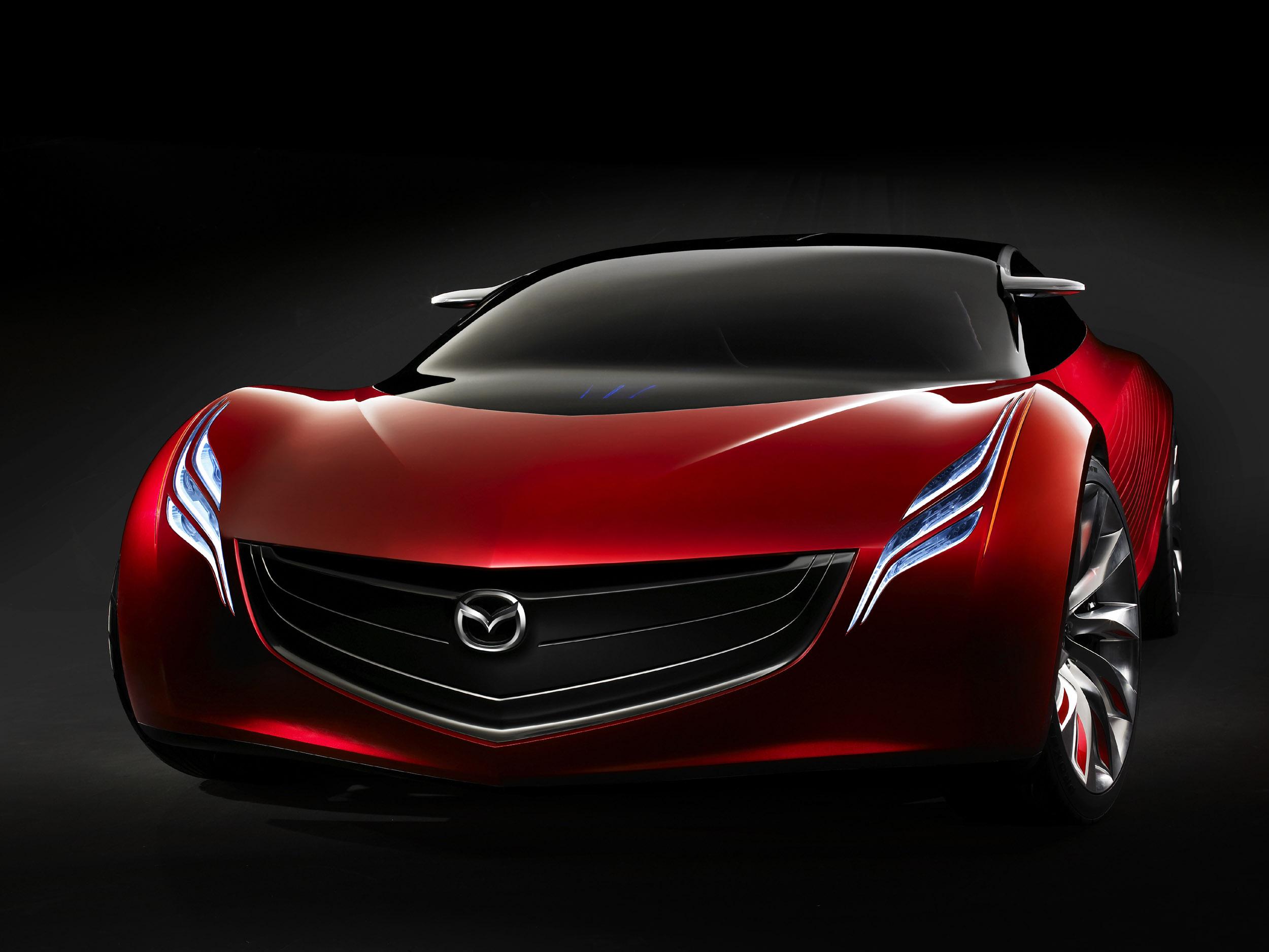 Mazda Ryuga Concept photo #1