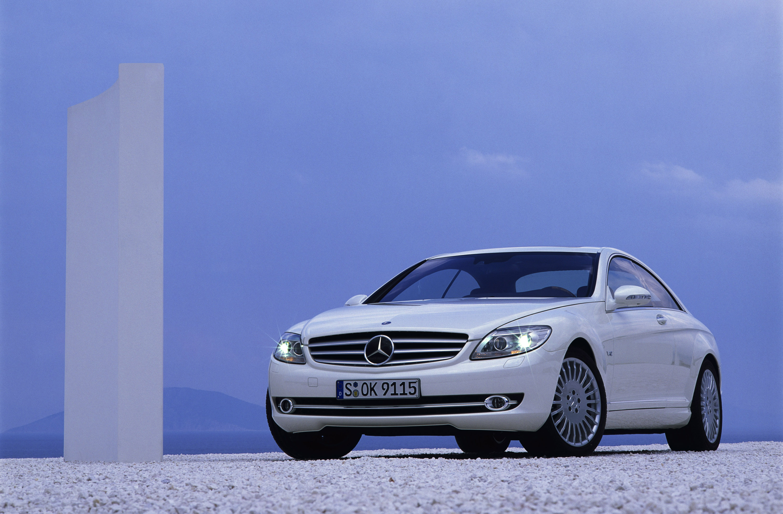 2007 Mercedes Benz Cl 600 Hd Pictures Carsinvasion Com