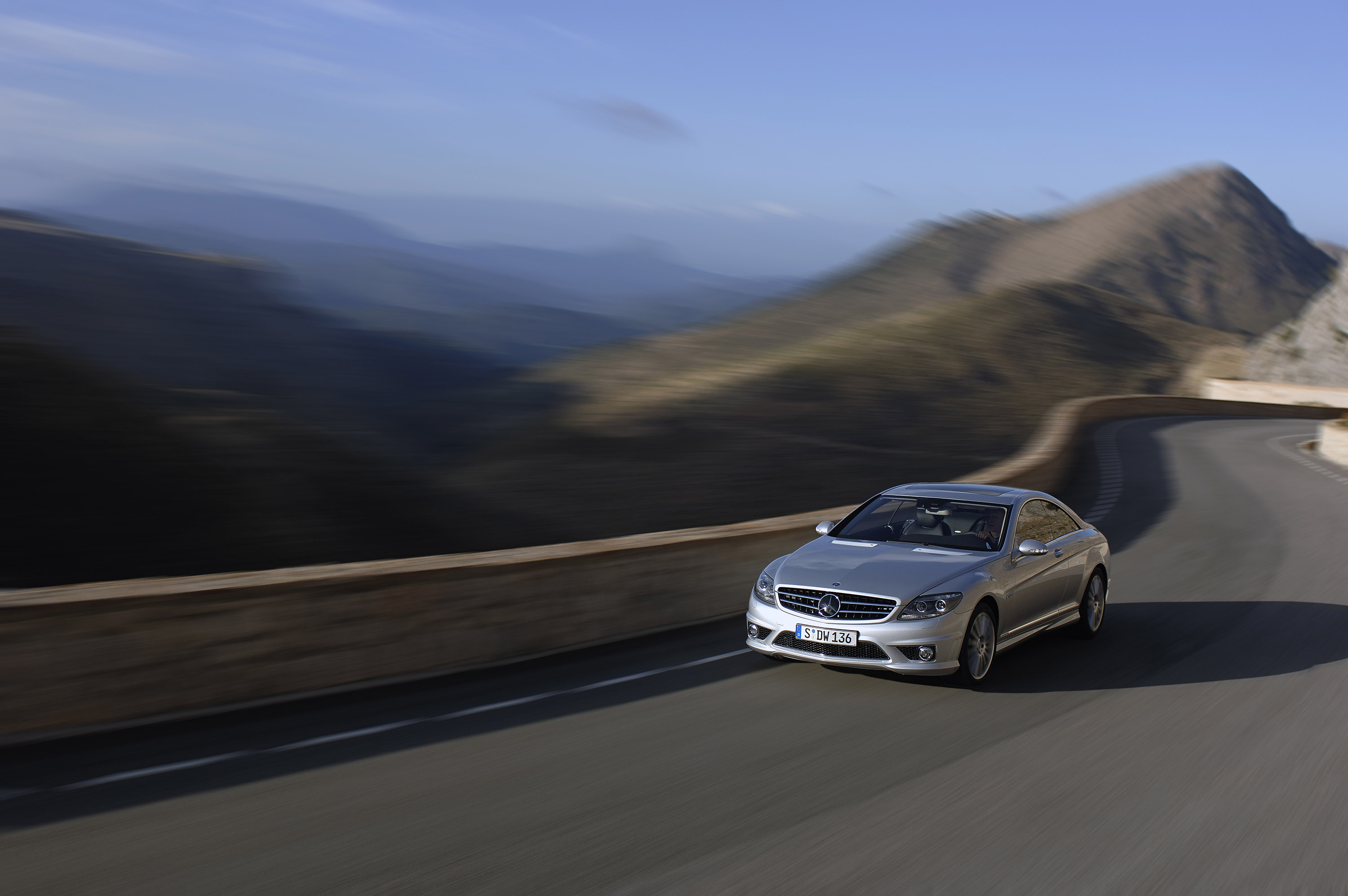 2007 Mercedes Benz Cl63 Amg Hd Pictures Thumbnail Photo 39598