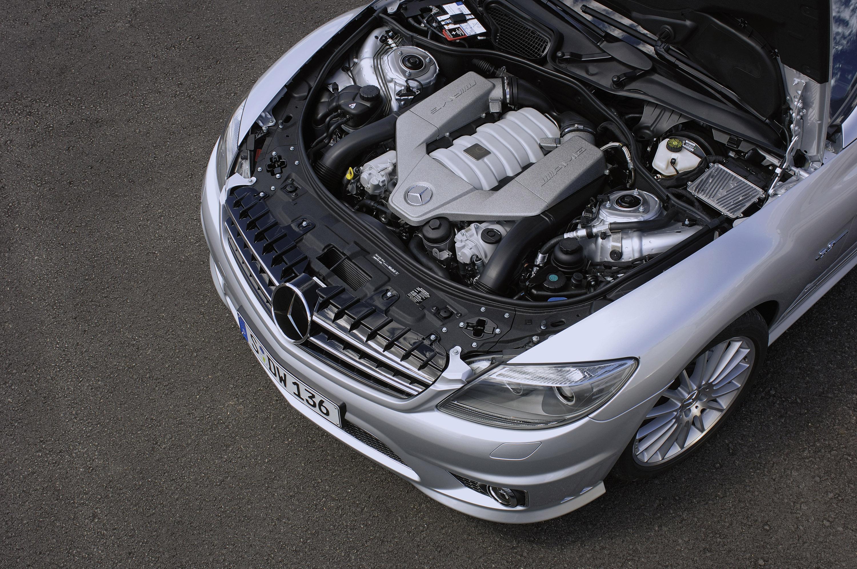 Mercedes-Benz CL63 AMG photo #16