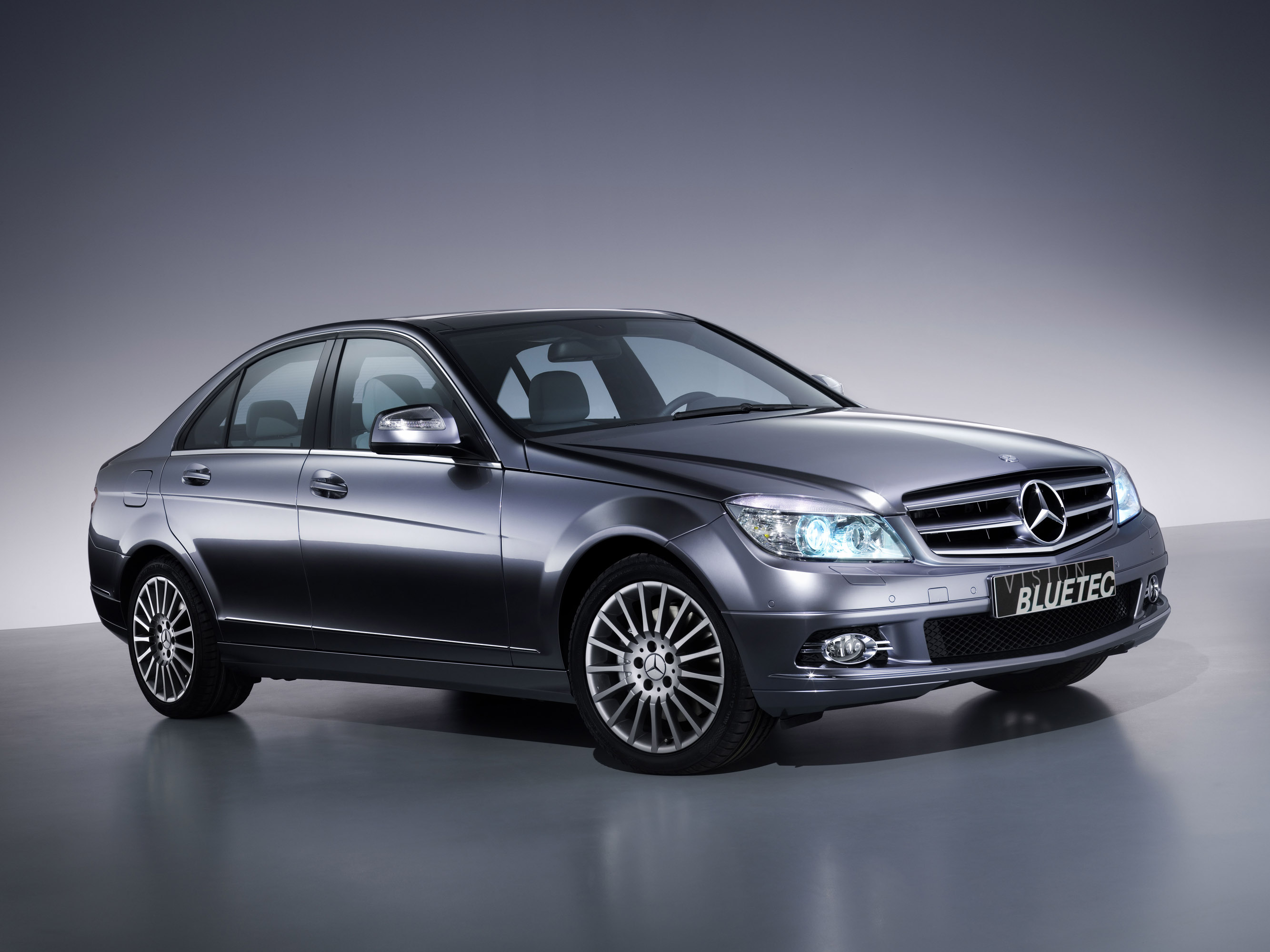 Mercedes-Benz Vision C 220 Bluetec Concept photo #1
