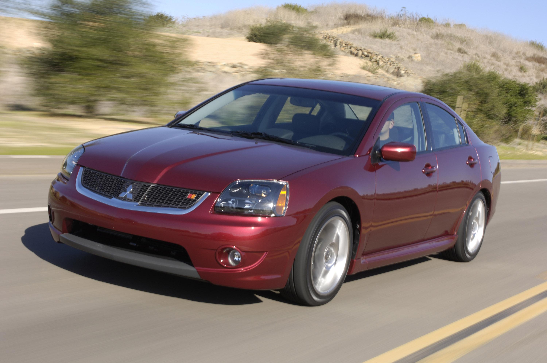 2007 Mitsubishi Galant Ralliart - HD Pictures ...