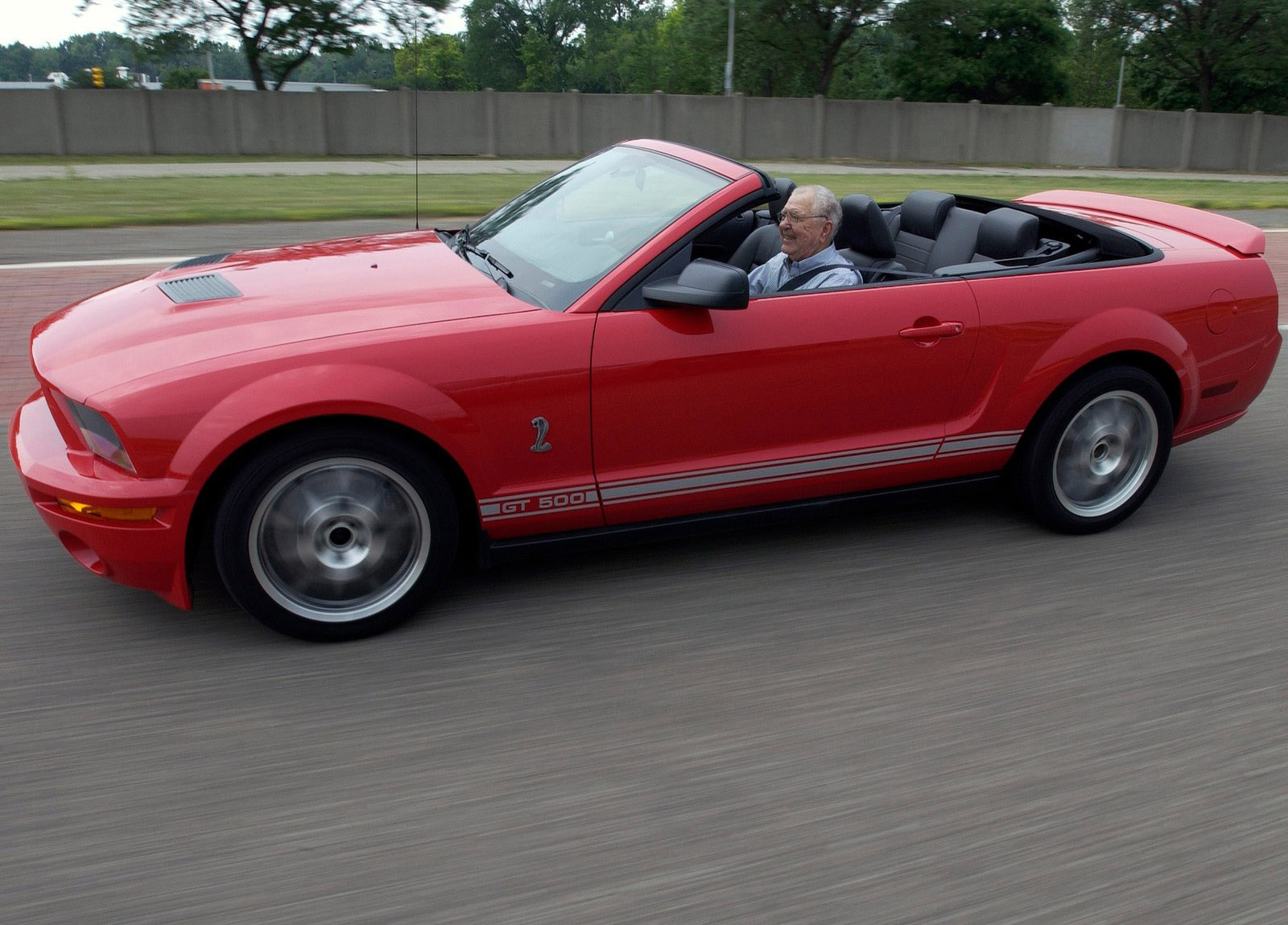 2007 Shelby Ford Mustang GT500 Convertible - HD Pictures ...
