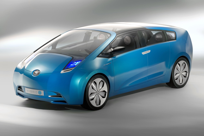 Toyota Hybrid X Concept photo #1