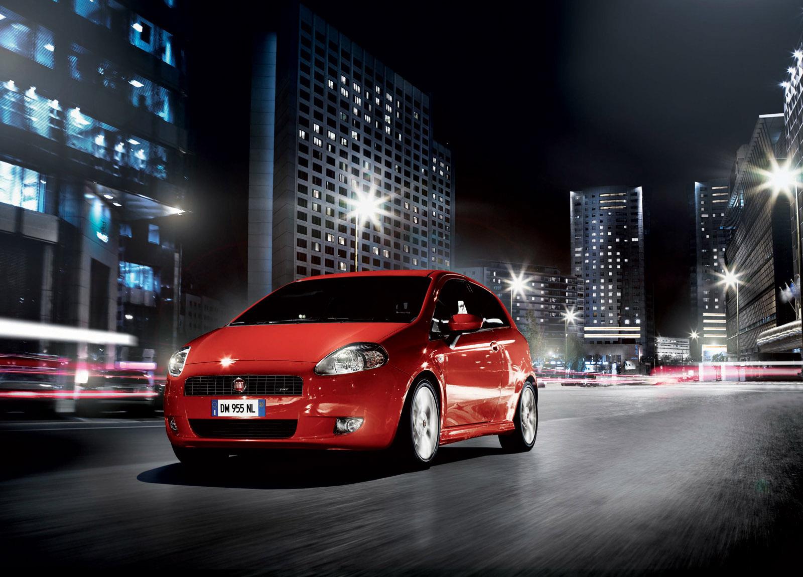 Fiat Grande Punto photo #1