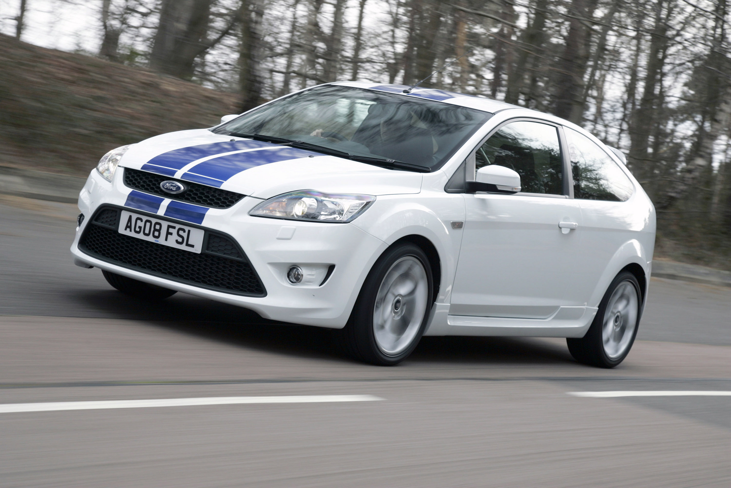 Ford Focus ST photo #2