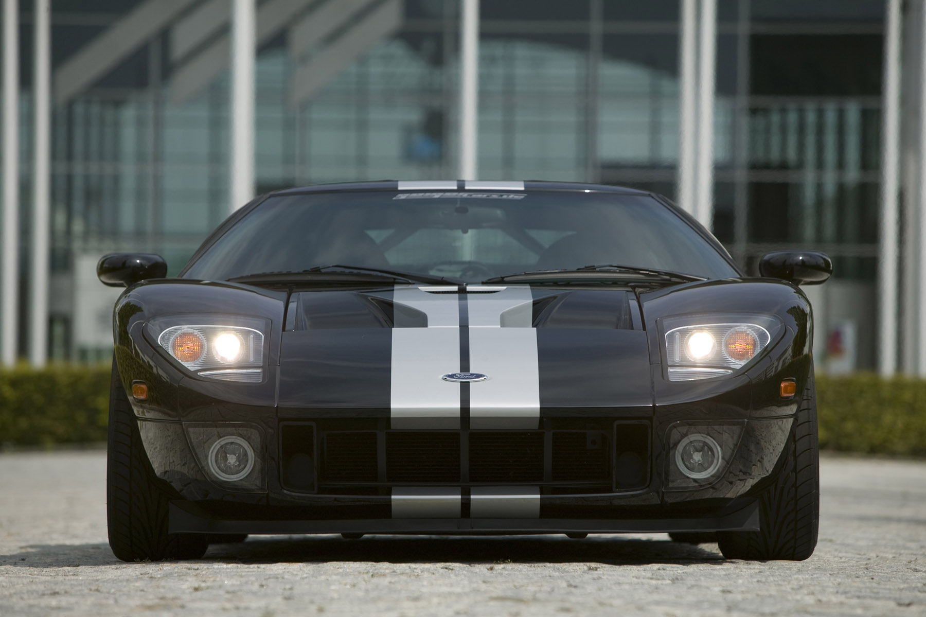 GeigerCars Ford GT photo #1