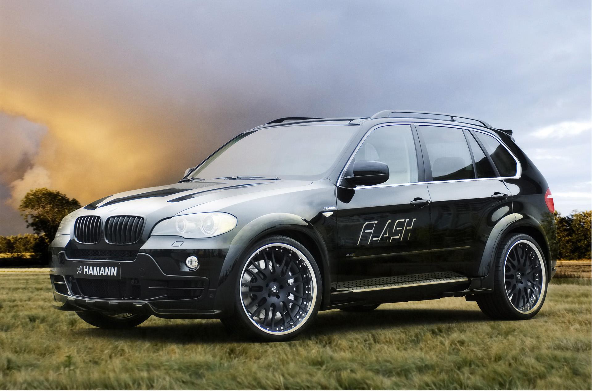 Hamann BMW X5 Flash photo #1