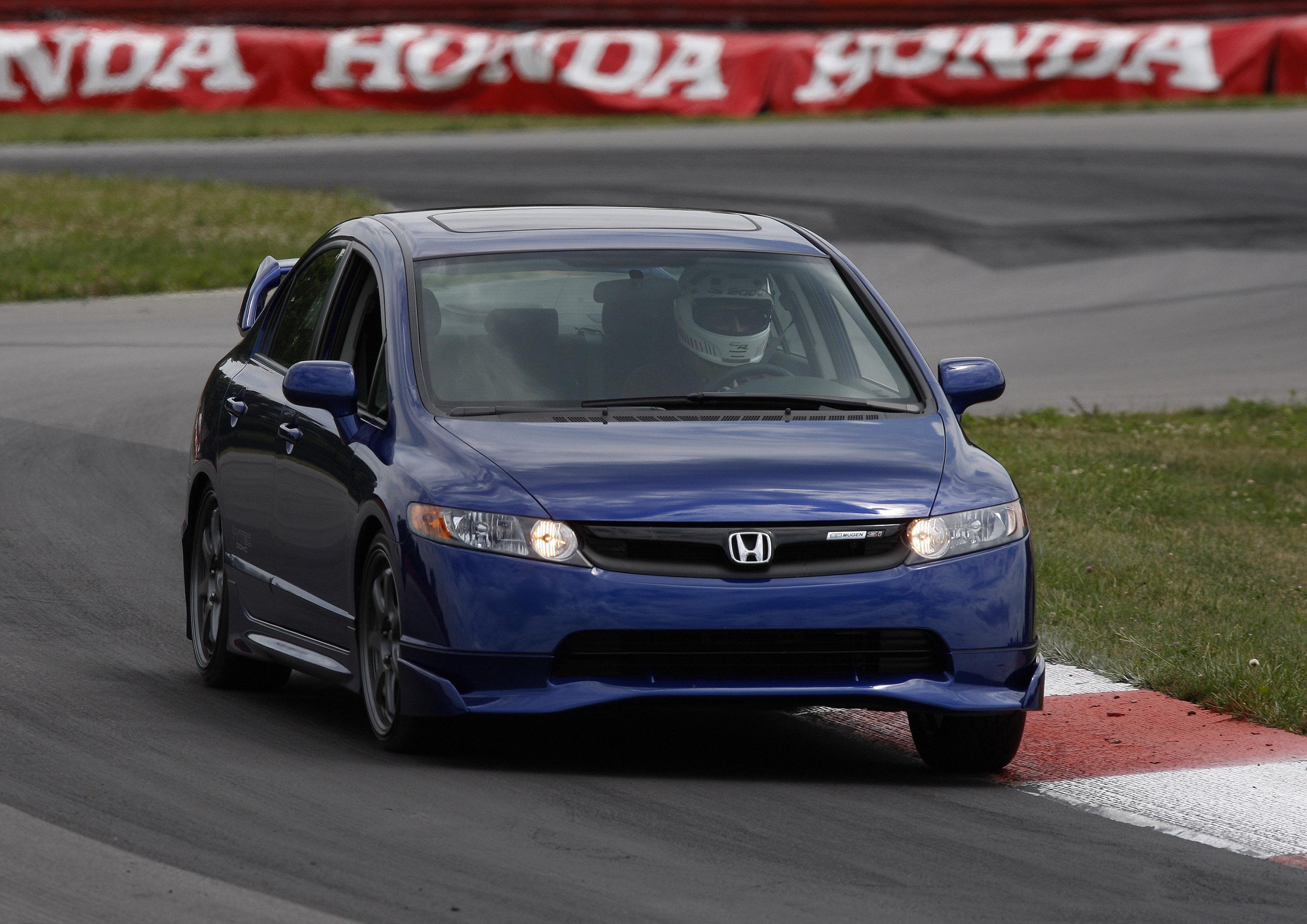 2008 Honda Civic Mugen Si Sedan Hd Pictures