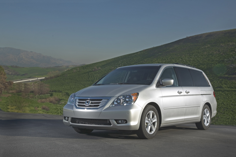 2008 Honda Odyssey - HD Pictures @ carsinvasion.com