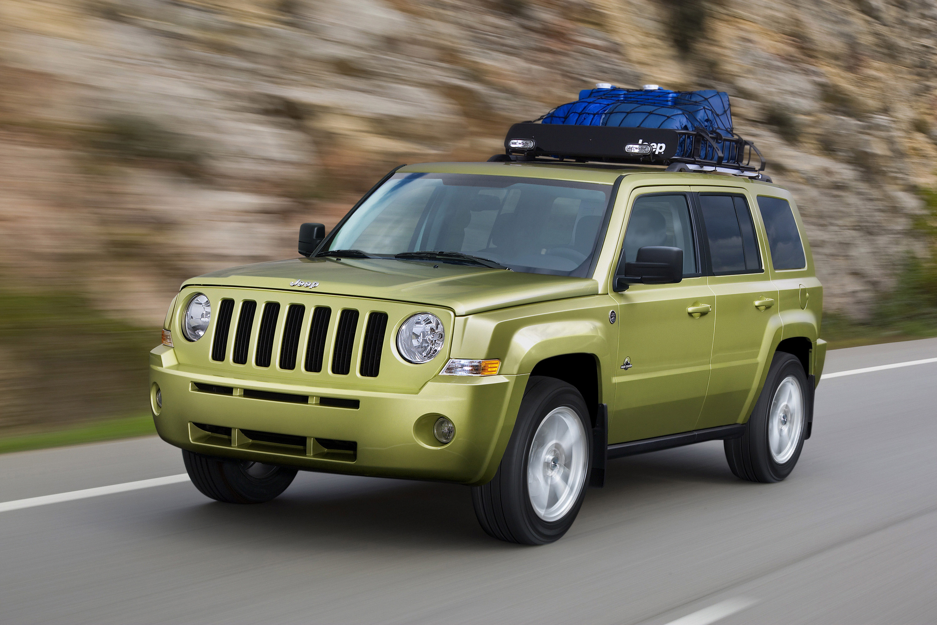 Jeep Patriot Back Country Concept photo #1