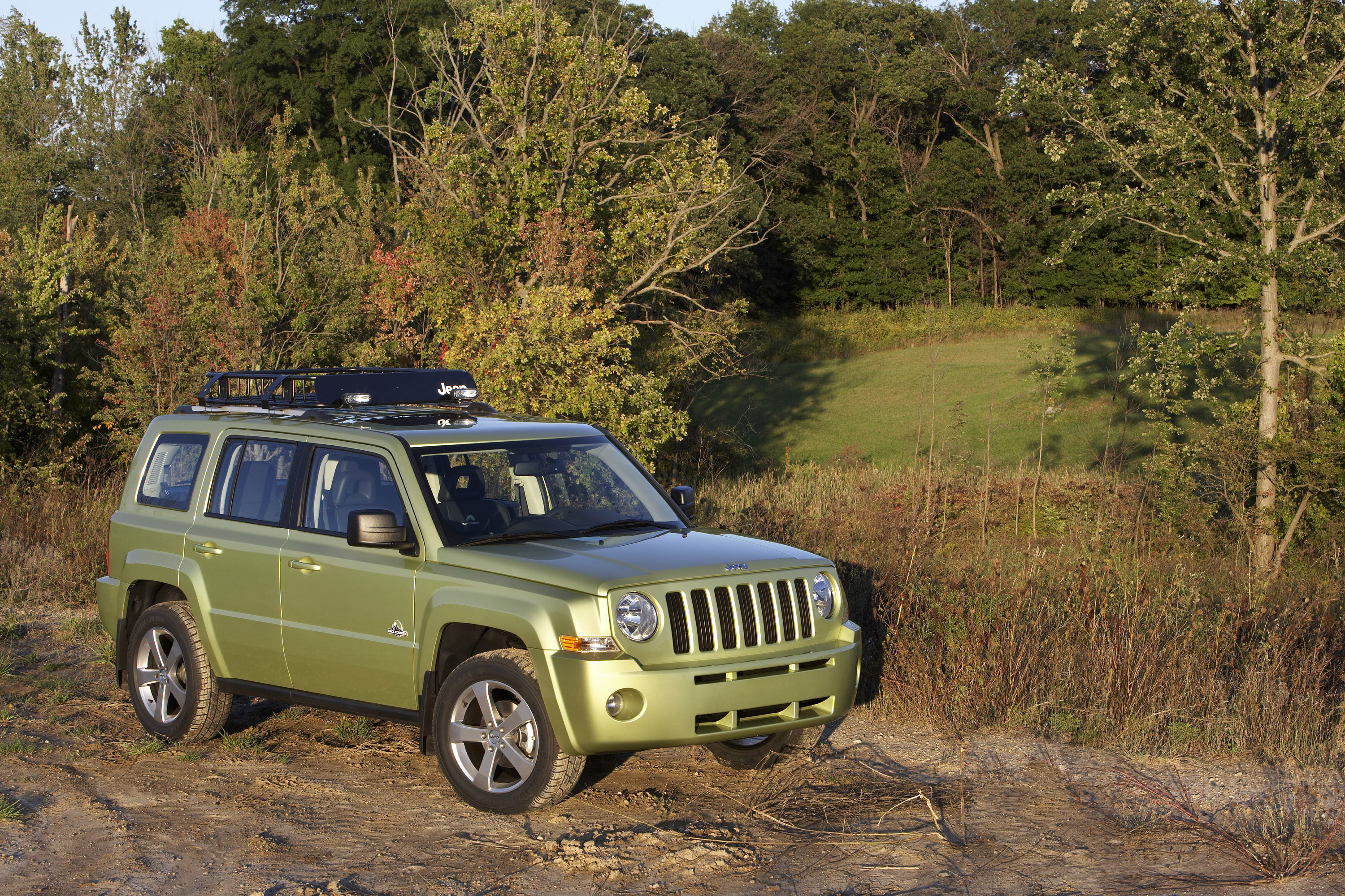 2008 jeep patriot back country concept hd pictures. Black Bedroom Furniture Sets. Home Design Ideas