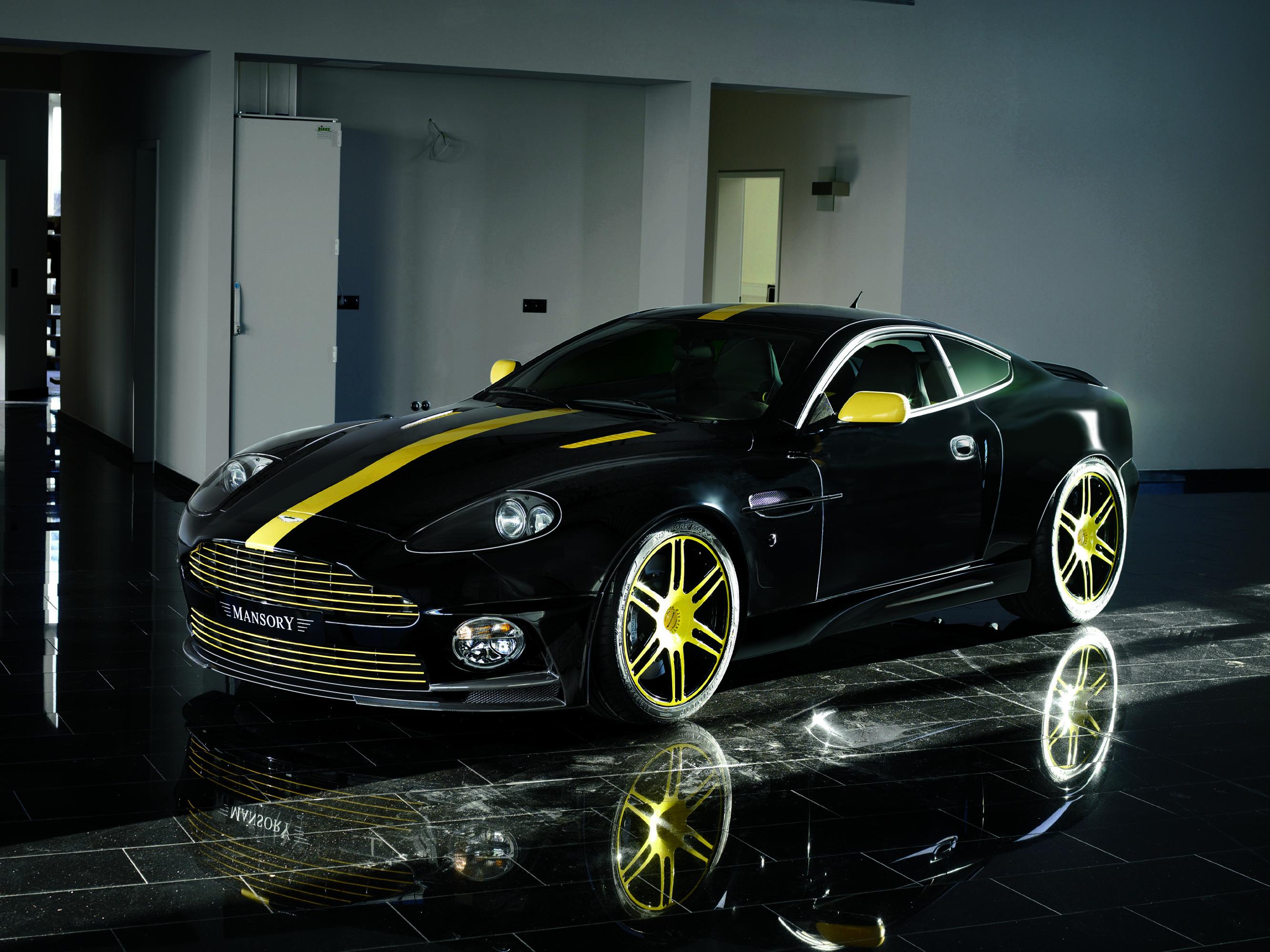 MANSORY Aston Martin Vanquish photo #1