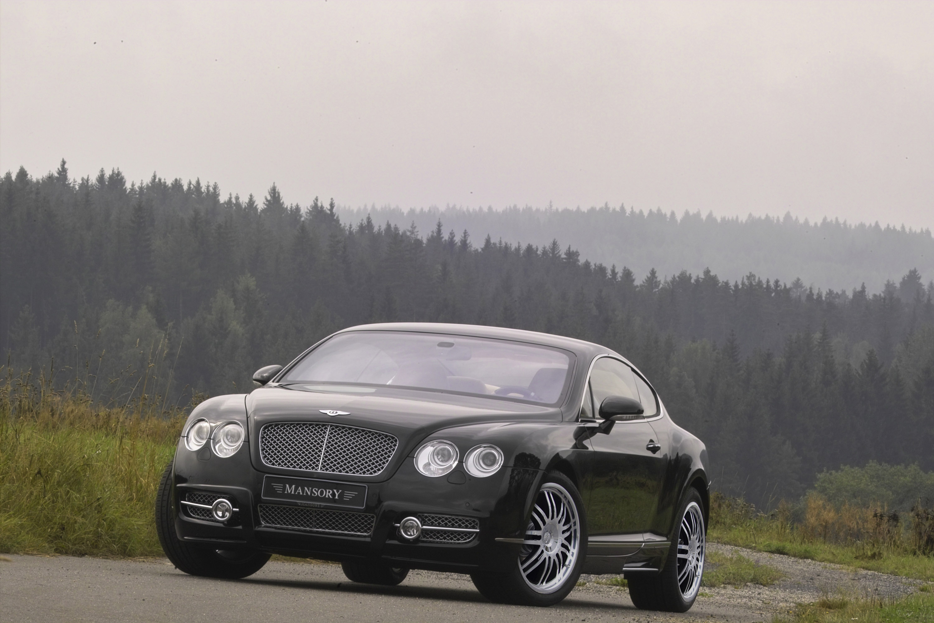 MANSORY Bentley Continental GT photo #1