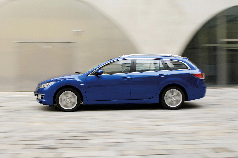 2008 Mazda 6 Wagon - HD Pictures @ carsinvasion.com