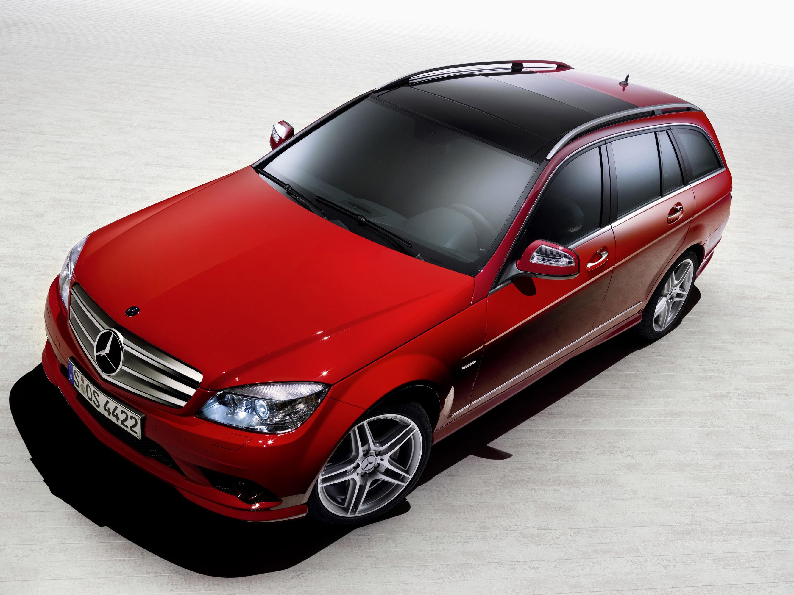 2008 Mercedes-Benz C-Class Estate - HD Pictures ...