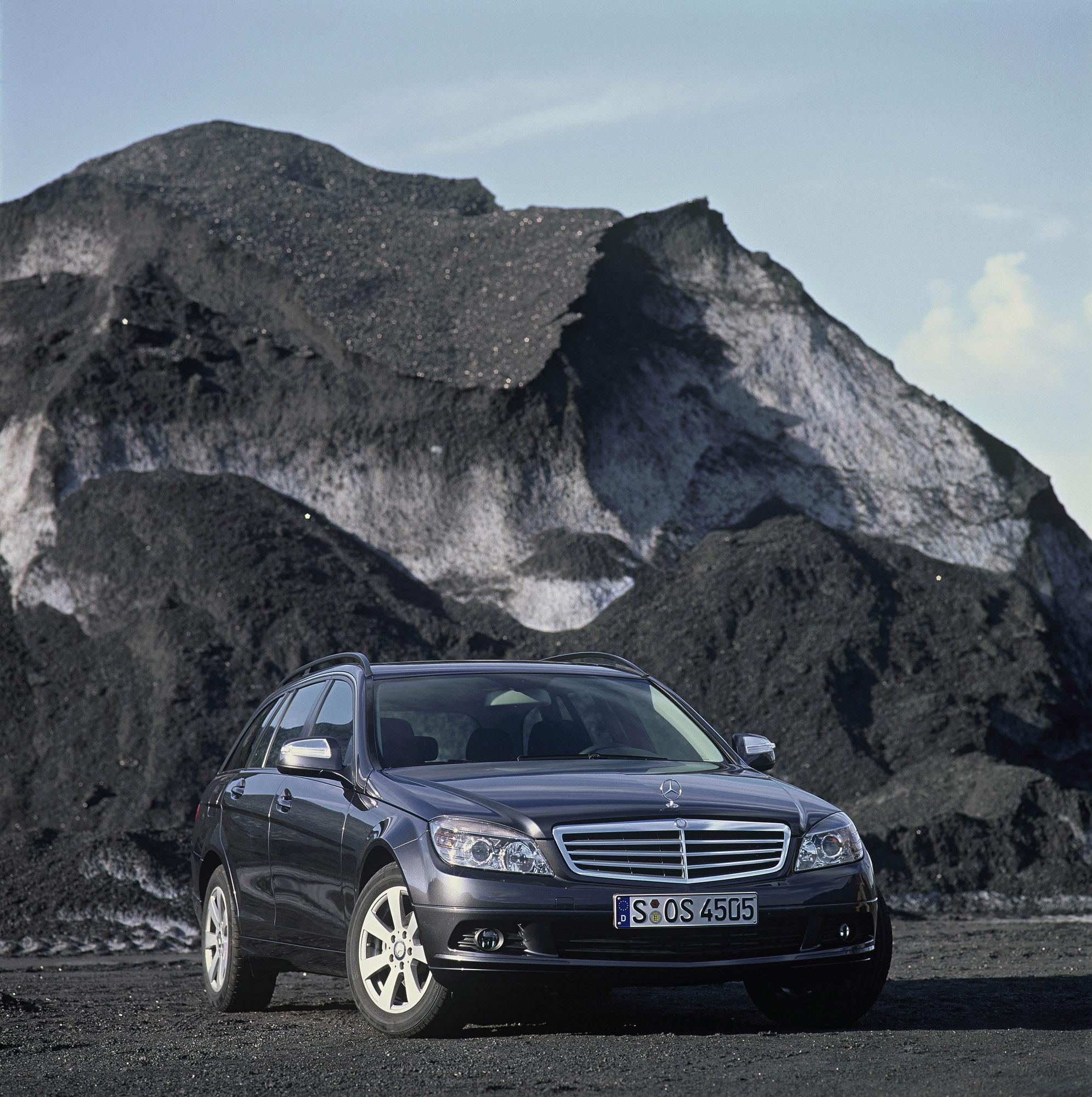 2008 Mercedes-Benz C-Class Estate