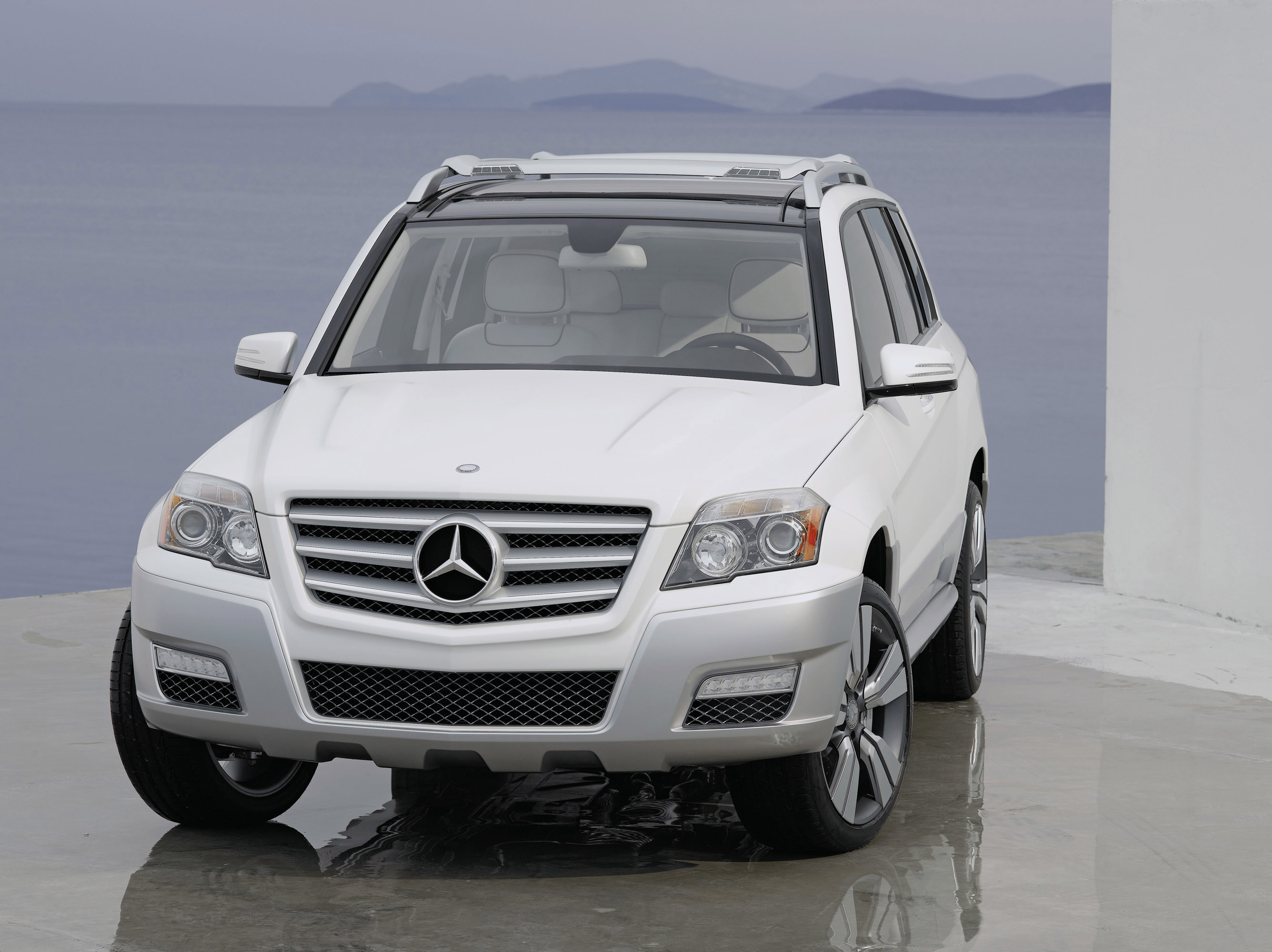 Mercedes-Benz GLK Freeside Concept photo #1