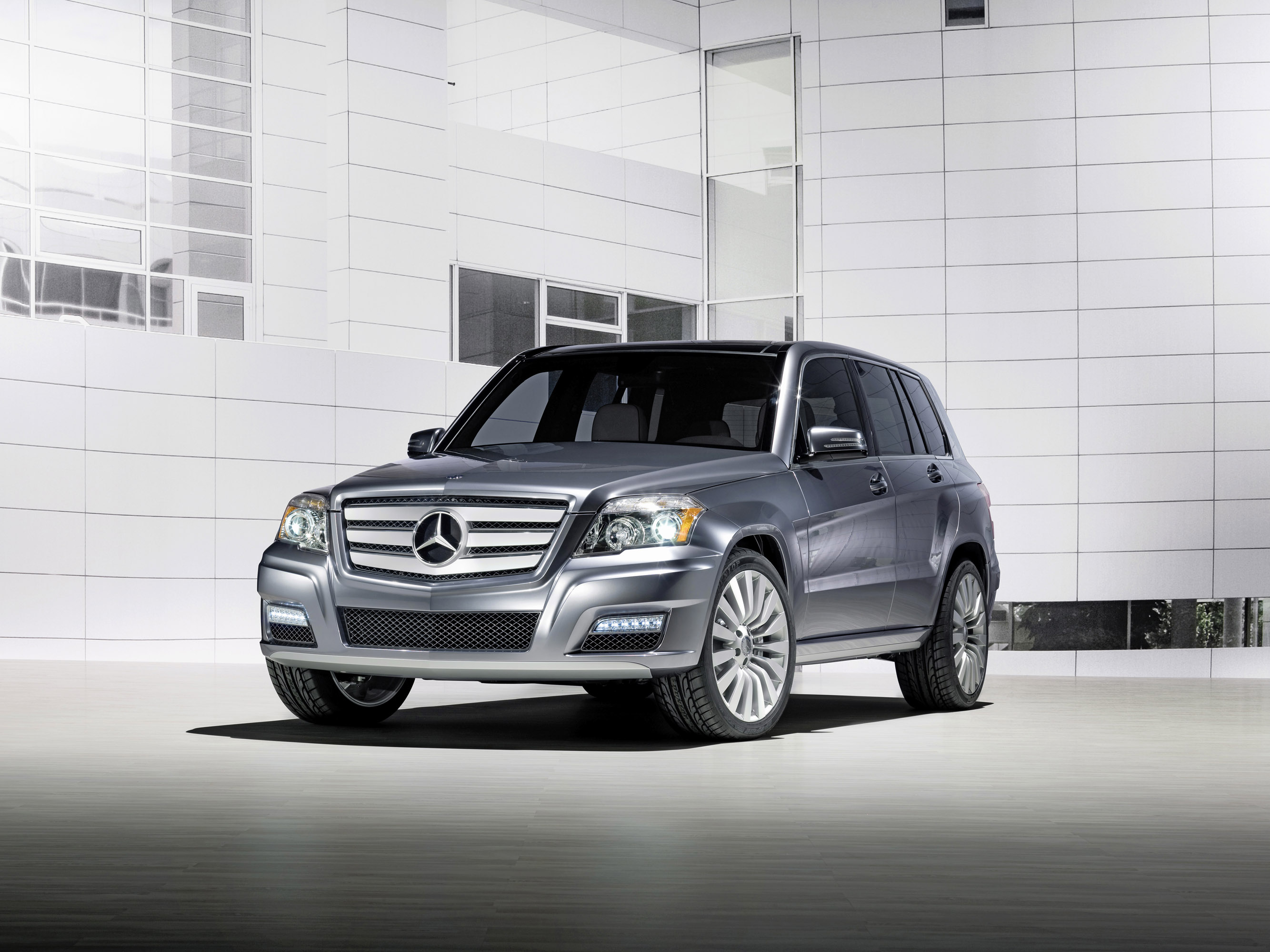 2008 mercedes benz glk townside concept hd pictures for Mercedes benz glk 2008