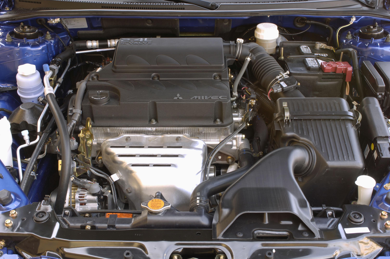 Mitsubishi Eclipse Coupe photo #30