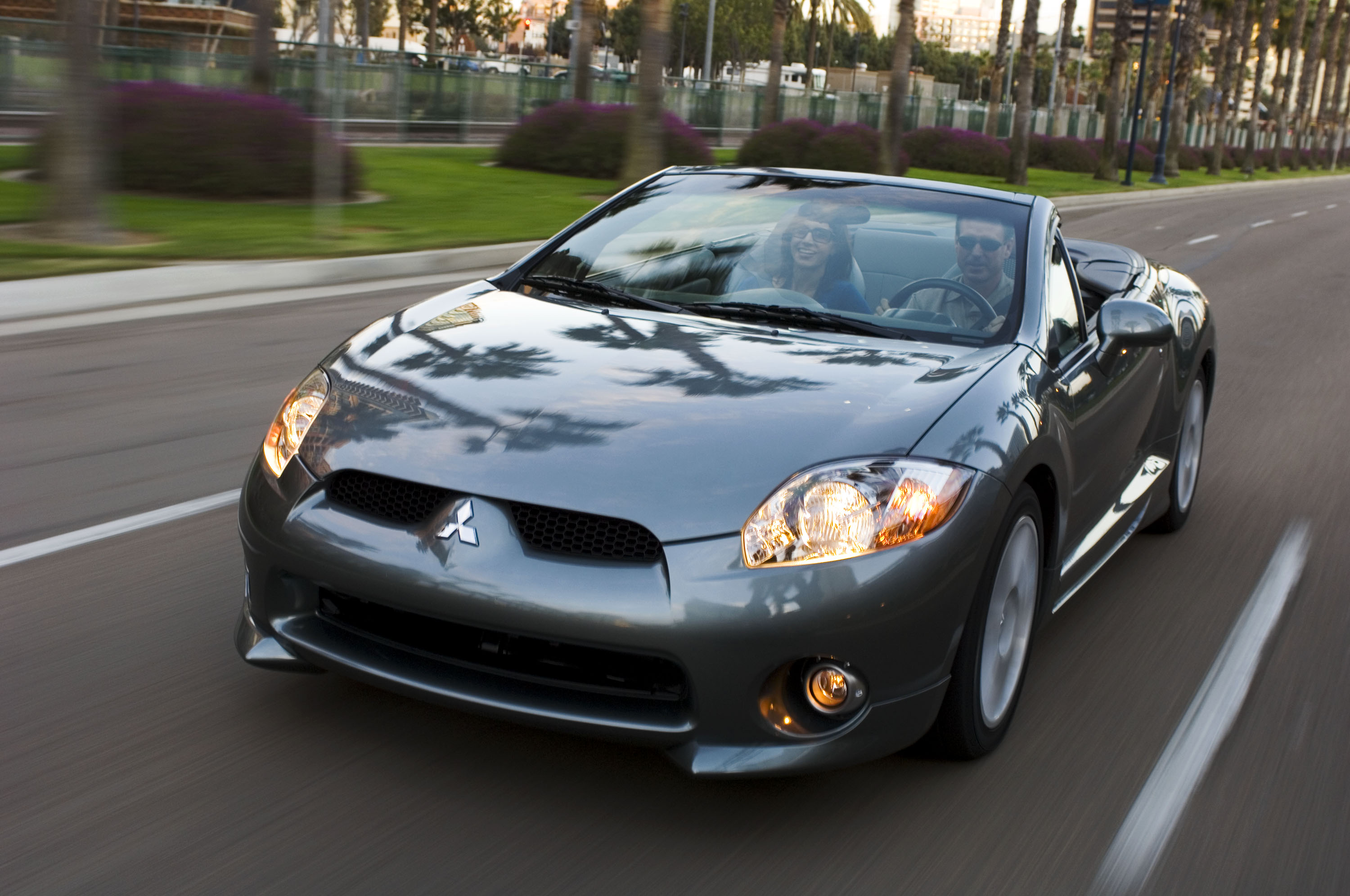 2008 Mitsubishi Eclipse Spyder Hd Pictures Gt Interior Thumbnail Photo 30675