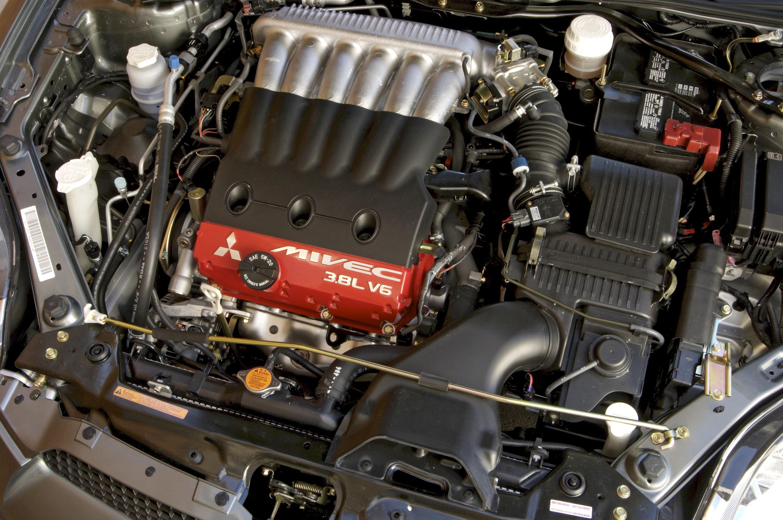 Mitsubishi Eclipse Spyder photo #28