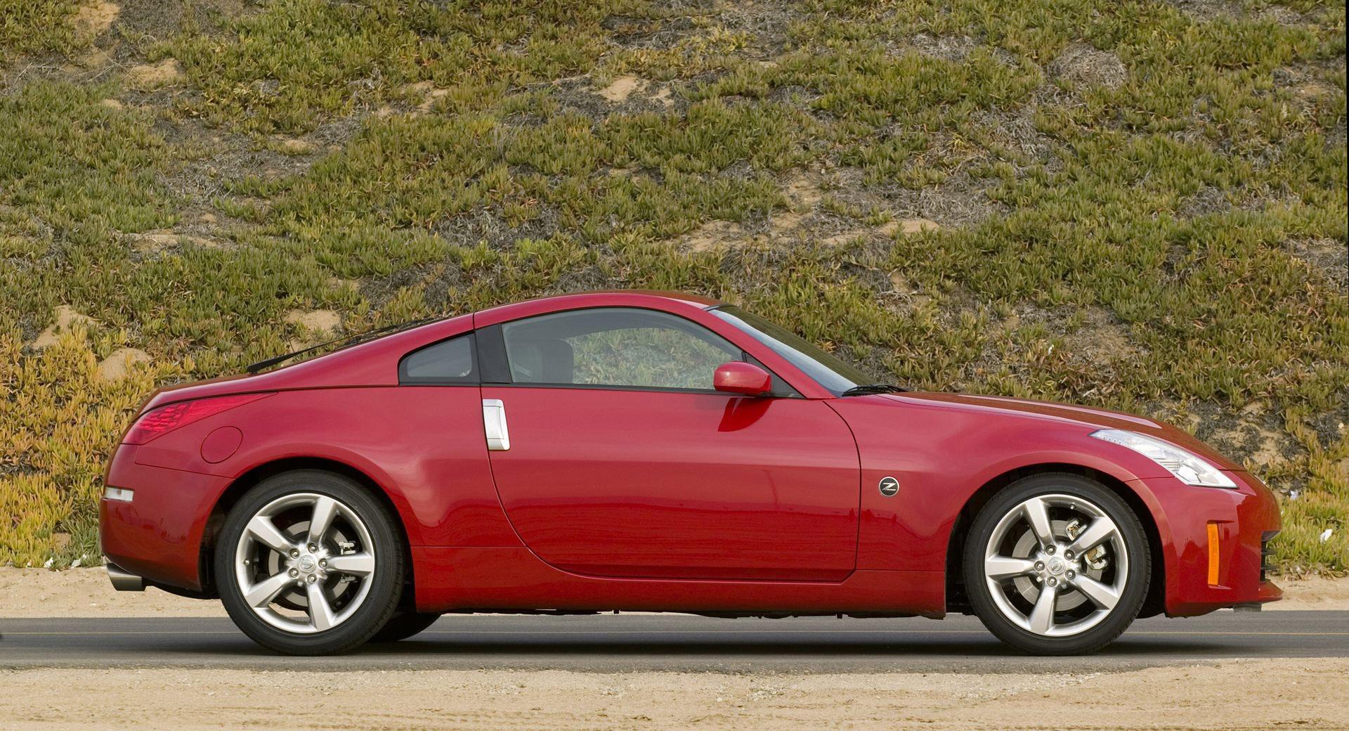 2008 Nissan 350z Coupe Hd Pictures Carsinvasion Com