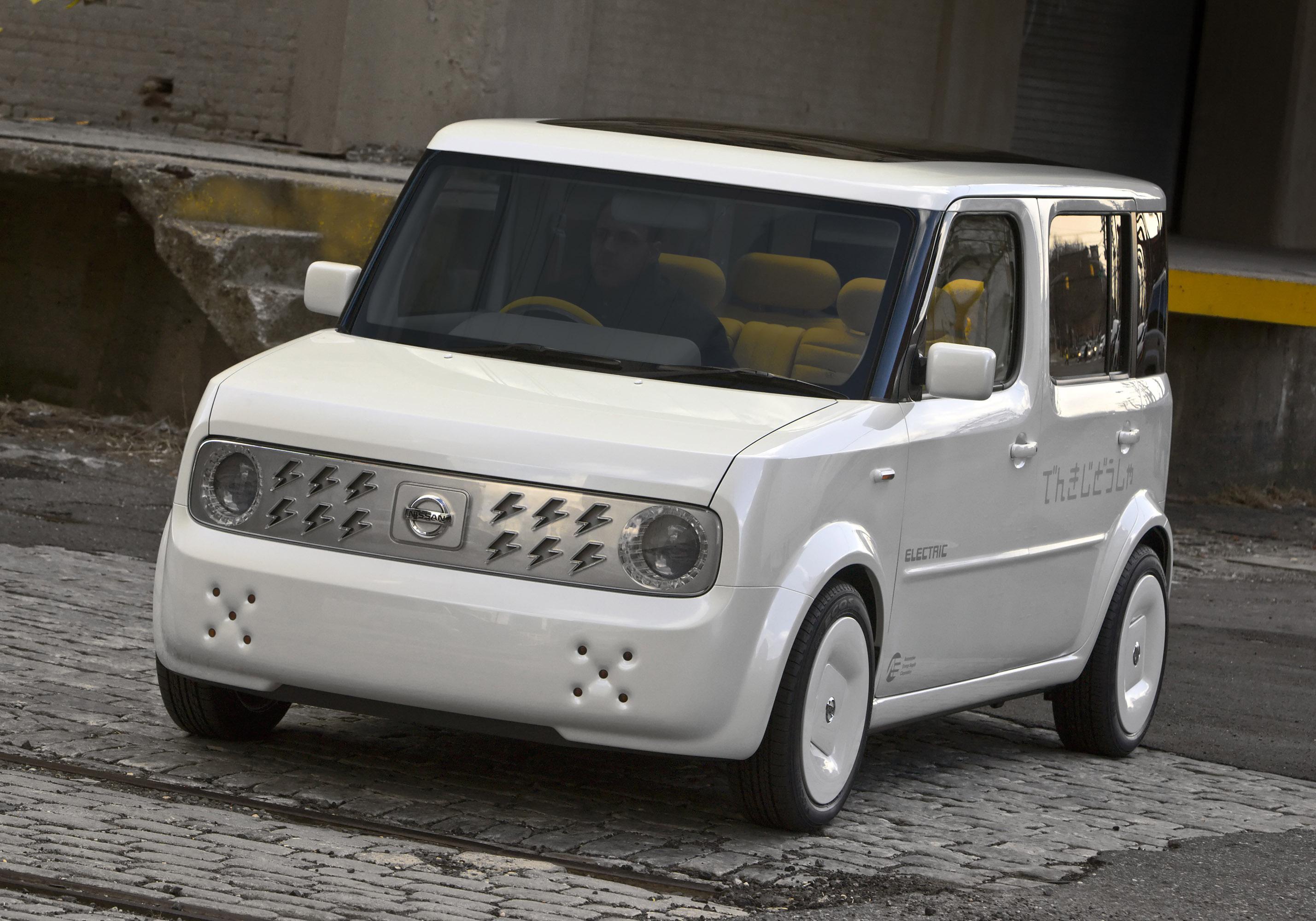 Nissan Denki Cube Concept photo #1