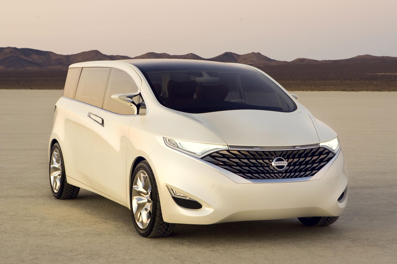Nissan Forum Concept photo #1