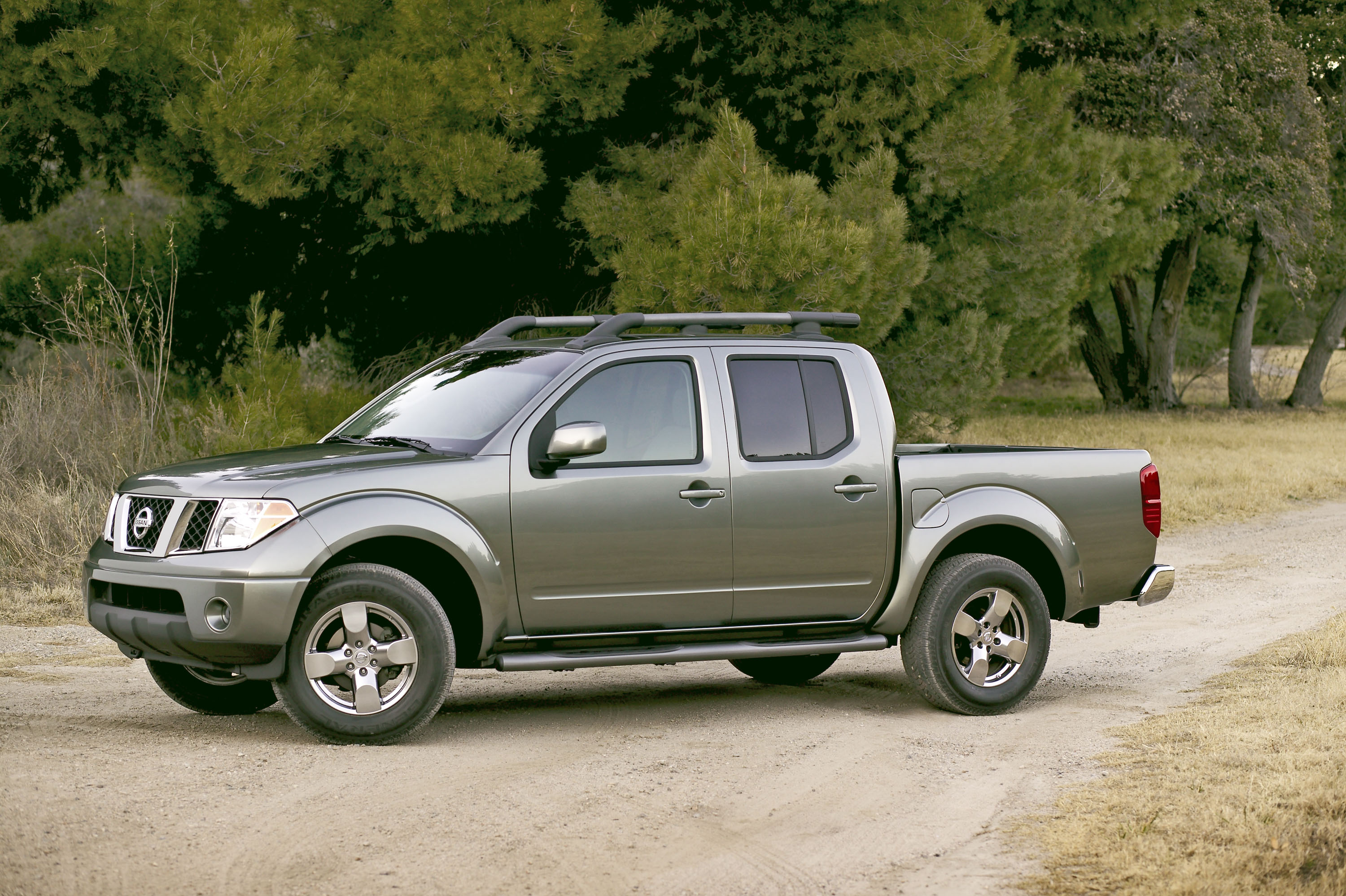 Nissan Frontier Crew Cab Long Bed Manual Transmission