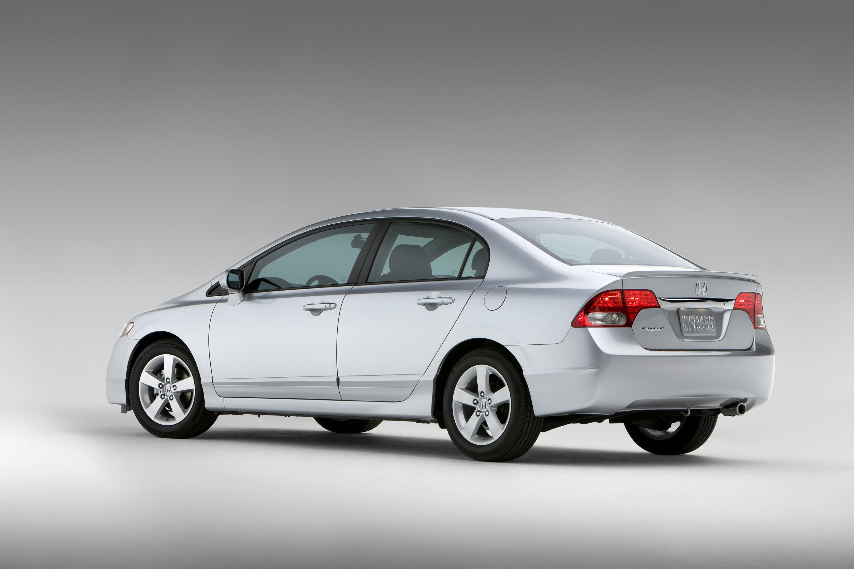2009 Honda Civic Sedan Thumbnail Photo 70404