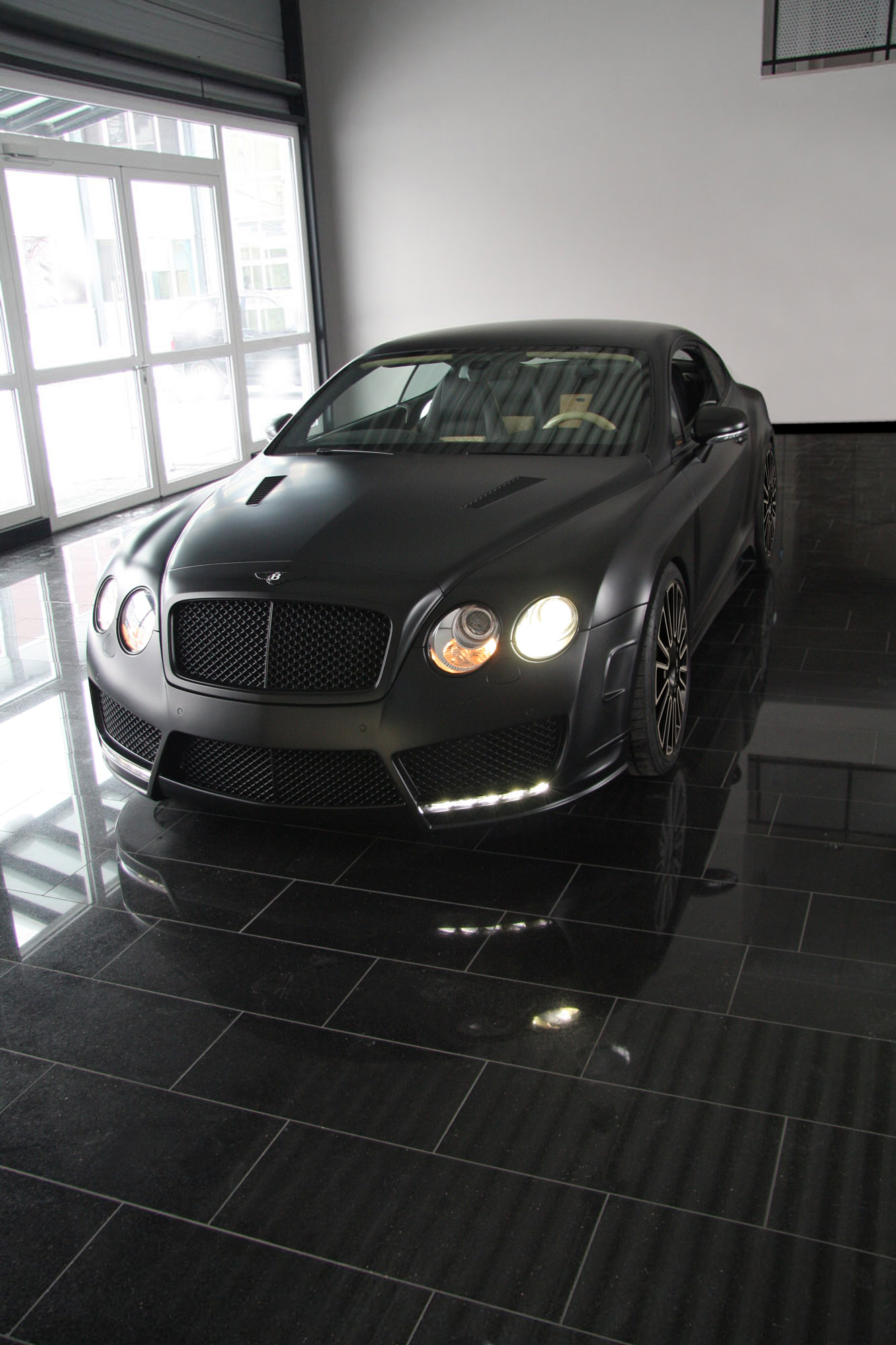 MANSORY Bentley GT Speed photo #1