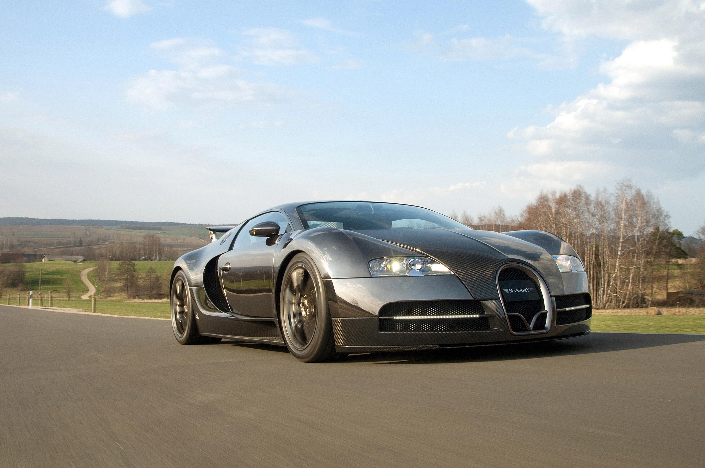 2009 MANSORY LINEA Vincero Bugatti Veyron 16.4 - HD Pictures @ carsinvasion.com