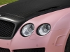 MANSORY Vitesse Rose Bentley Continental GT Speed 2009