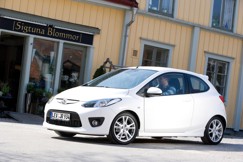 2009 Mazda 2 3 Door Thumbnail Photo 44360