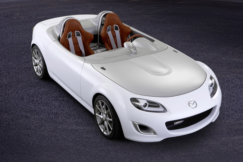 Mazda MX-5 Superlight Concept photo #1