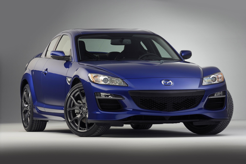 Mazda RX-8 photo #1