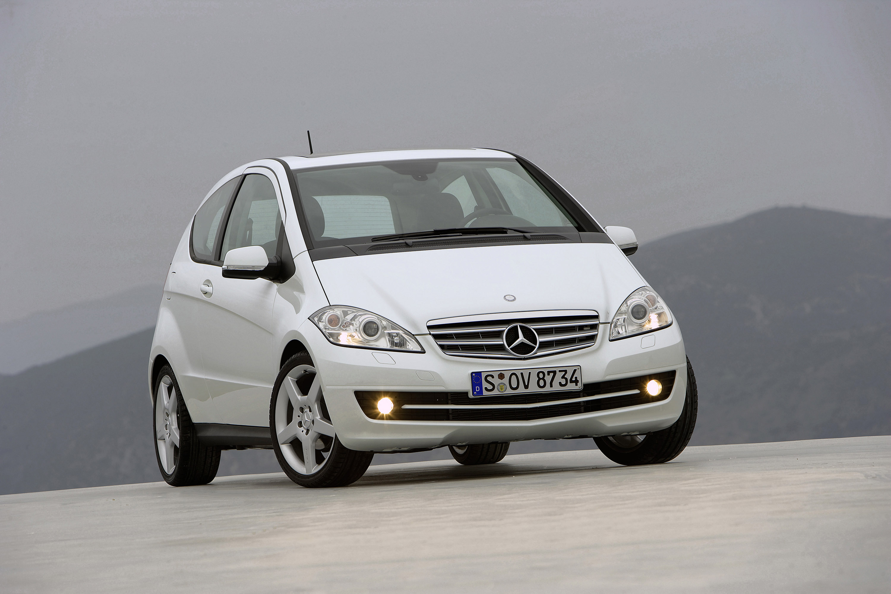 2009 Mercedes-Benz A-Class Coupe - HD Pictures ...